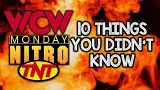 10 Things You Didn't Know About The Birth Of WCW Nitro