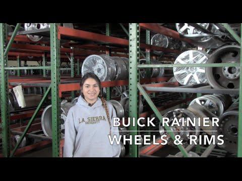 Factory Original Buick Rainier Wheels & Buick Rainier Rims – OriginalWheels.com