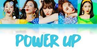 Power Up (Japanese Ver.)   Red Velvet [JPNROMENG COLOR CODED LYRICS]