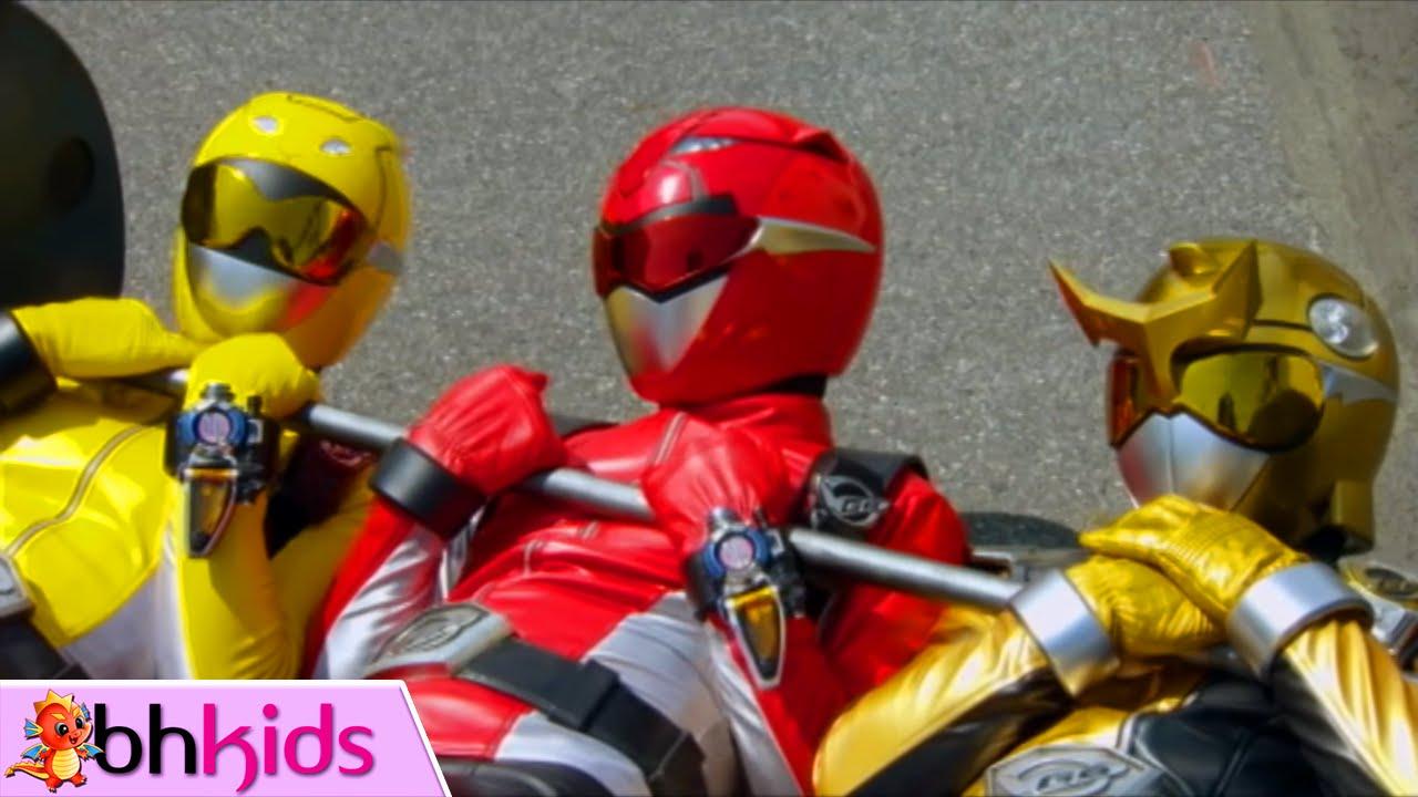 Chiến Đội Đặc Mệnh - Tokumei Sentai Go-Busters, Tập 21 : Tạm Biệt Siêu Nhân Xanh