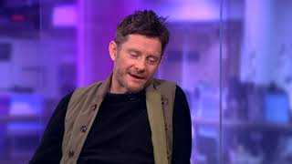 Jamie Hewlett Interview - Channel 4 News 2018