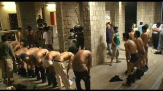 3 Idiots Behind The Scenes: Hostel ragging - Pants down