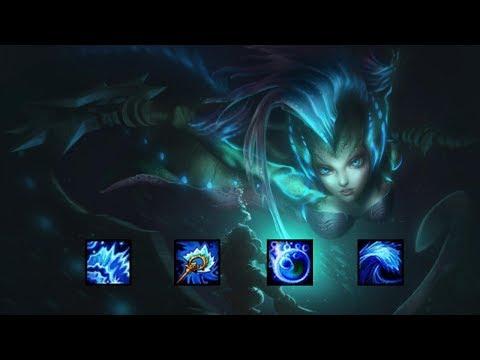 Nami Montage #2 - Best Nami Plays Compilation - League of Legends[Razmik LOL]