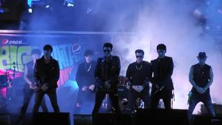 Hunz/KS/Kang - Opening Show #Bigmountain7