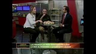 LAS PREMEZCLAS PARA PANADERIA FACILITAN LA VIDA AL PANADERO Y GARANTIZAN CALIDAD