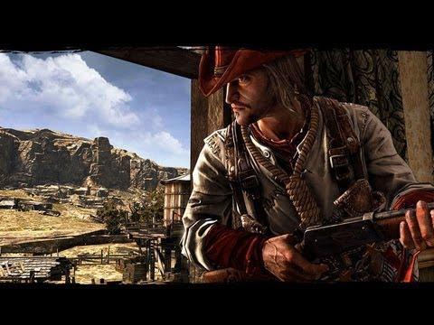 Trailer de Call of Juarez: Gunslinger