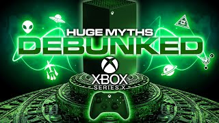 Biggest Xbox Series X Lies & Myths Debunked & Gaming Media Exposed | Microsoft Console Price & Power