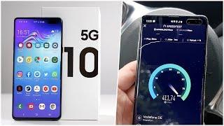 Lohnt sich ein 5G-Smartphone schon jetzt? - Samsung Galaxy S10 5G Review (Deutsch)   SwagTab