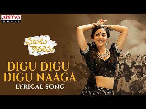 Digu Digu Digu Naaga Lyrical song