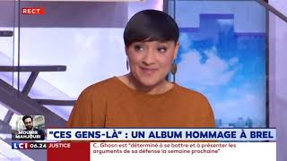 """Brel: ces gens là"" Album Hommage (La Matinale LCI)"