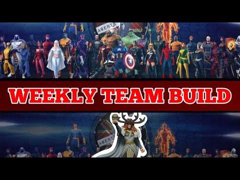 Heroclix Weekly Team Build #7