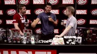 David Boreanaz – Geek Week Special