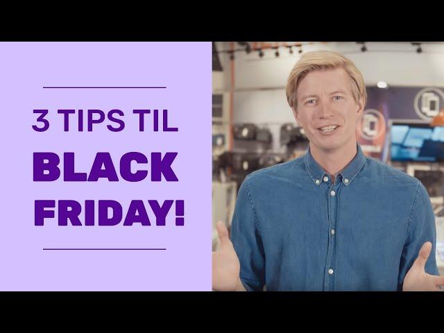 d75be823c Black Friday tilbud 2019 - Se salget i Norge! Black Week i Prisguiden