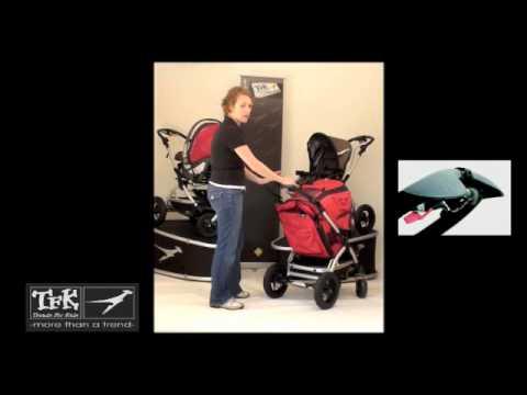 TFK Joggster X Stroller - Informational Video