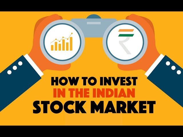 How To Invest In The Indian Stock Market Beginners Guide Basics India Share