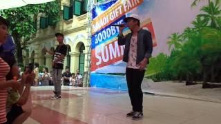 [Live/ Fancam] Love You Tonight - Yanbi ft. Mr. T