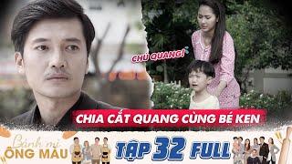 Bánh Mì Ông Màu   Tập 32 Full: Thanh Hà đòi nghỉ việc, Minh Quang chịu cảnh chia cắt với bé Ken
