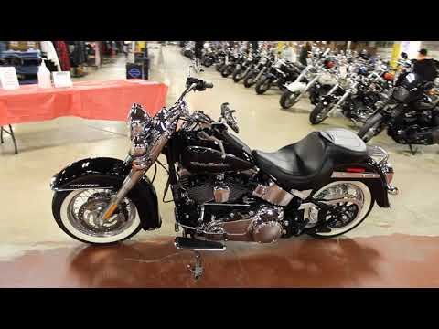 2017 Harley-Davidson Softail® Deluxe in New London, Connecticut - Video 1