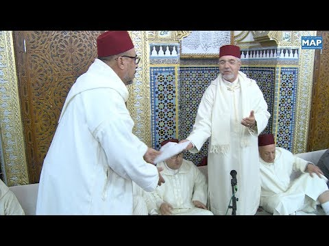 العرب اليوم - شاهد: تسليم هبتين ملكيتين للزاويتين التيجانية والكتانية في مدينتي الرباط وسلا