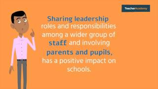 Effective school leadership has a positive impact on student achievement teaching quality