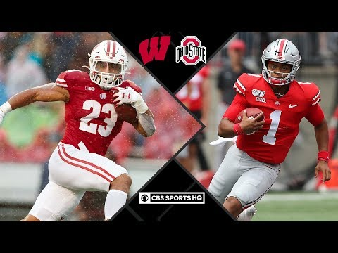 Ohio State WILL DESTROY Wisconsin in Big 10 Showdown, Preview and Picks | CBS Sports HQ
