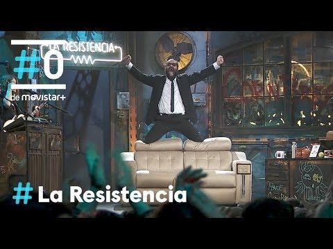 LA RESISTENCIA - Ignatius acuchilla el sofá nuevo de Parejo   #LaResistencia 12.02.2020 HD Mp4 3GP Video and MP3