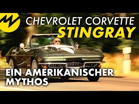 Chevrolet Corvette Stingray | Der aufregendste Sportwagen aller Zeiten? | Motorvision Deutschland