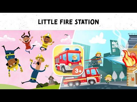 Vídeo do Pequeno Quartel de Bombeiros