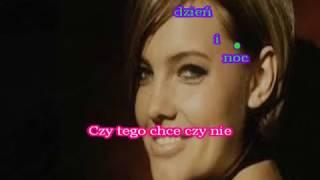 Karaoke  Ania Dąbrowska - Nigdy więcej nie tańcz ze mną