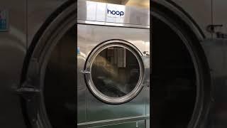 """HOOP HG-50/DS (загрузка 50 кг) сушильный барабан, нержавеющий корпус от компании ООО """"Простая техника"""" - видео"""