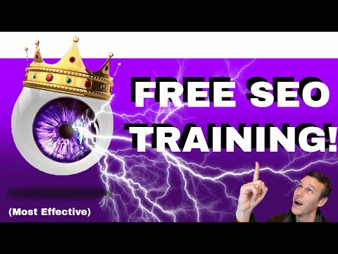 FREE SEO Training 2021 For Beginners - Easy White Hat Search ...