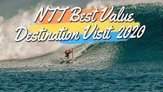 Selamat, NTT Juara Best Value Destination to Visit in 2020 Versi Lonely Planet
