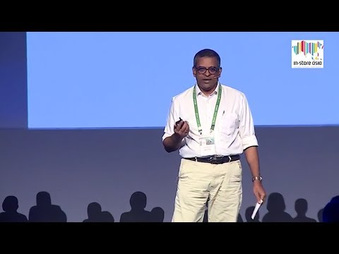 Evolution of Grocery Retail by K Radhakrishnan at ISA 2018