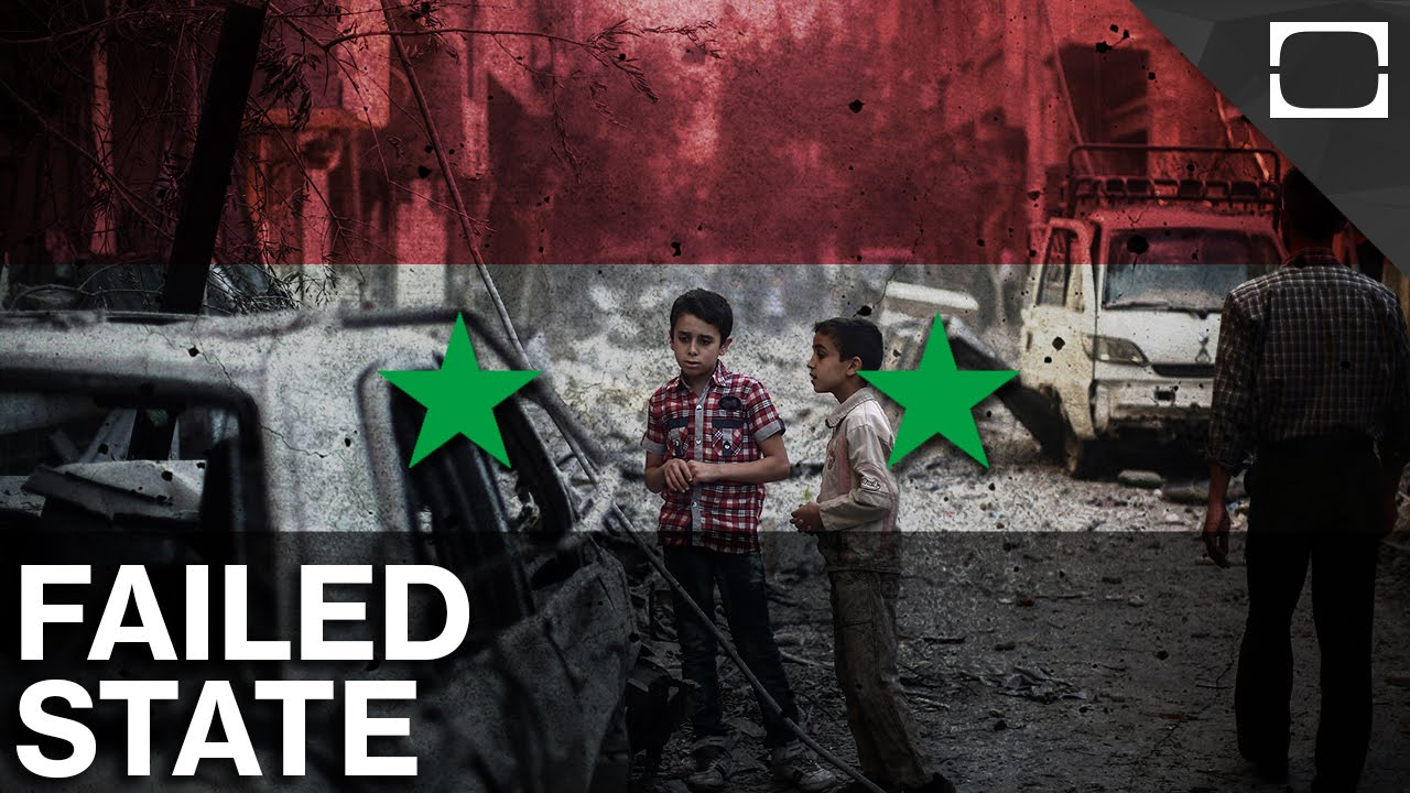 What Is A Failed State And Is Syria Becoming One? thumbnail