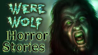 🐺 4 WEREWOLF Horror Stories Told on Halloween 🐺 scary audiobook