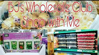 BJ'S WHOLESALE CLUB SHOP WITH ME 2018