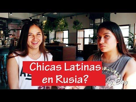 Un día de la vida de las CHICAS LATINAS en RUSIA l Kazan l KIU