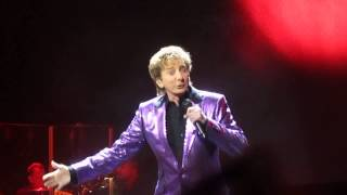 "Barry Manilow Concert ""It's a Miracle""  Raleigh, NC 4/26/13"