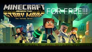 minecraft story mode android all episodes