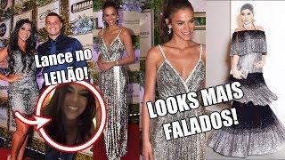 Look AMADO E GONGADO no Leilão do Instituto Neymar Jr.! Evelyn revela história ENGRAÇADA e mais!