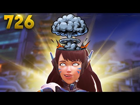 Mind BLOWING Strategy!! | Overwatch Daily Moments Ep.726 (Funny and Random Moments)