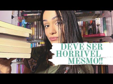 DEVE SER HORRÍVEL DORMIR SEM MIM BOOKTAG | Os Livros Livram