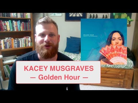 Kacey Musgraves – Golden Hour, ALBUM REVIEW