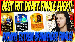 FIFA 16 FUT DRAFT DEUTSCH  FIFA 16 ULTIMATE TEAM  BEST DRAFT FINALE EVER EXTREM SPANNEND