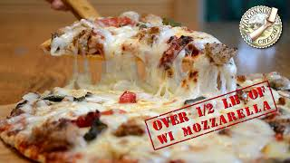 Bernatellos Foods - Brew Pub Lotzza Motzza Pizza - Northwoods Music Fest