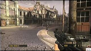 PS3 Resistance Fall Of Man PS3