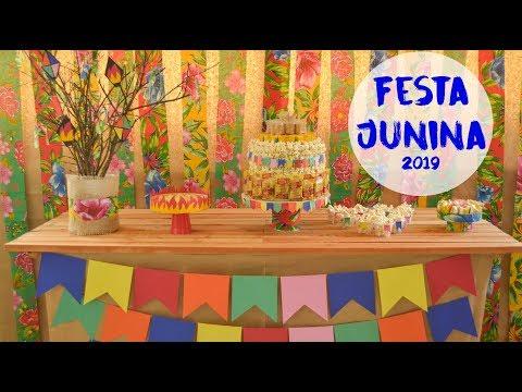 Sua festa junina ficará completa com essas dicas!