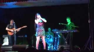 Tajik singer Australia live concert dance