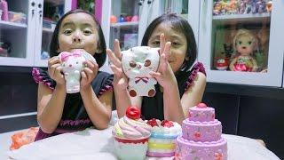 Lifia Niala Hunting Squishy Licensed Original - Hunting Toys Indonesia @LifiaTubeHD