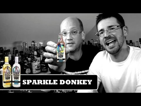 Sparkle Donkey Tequila Review – Silver &  Reposado